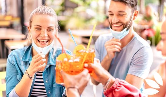 """29 июля состоялся вебинар """"COVID-19: 3-я волна. Идеи, тенденции и концепты для рынка напитков"""""""